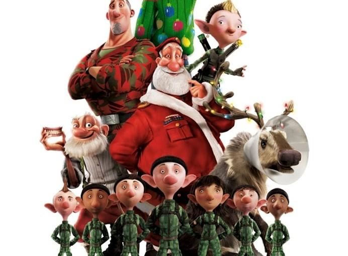 December Film Club: Arthur Christmas