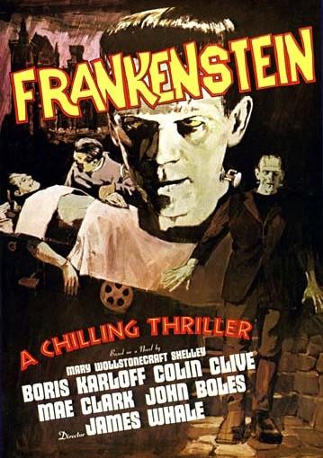 October Film Club: Frankenstein