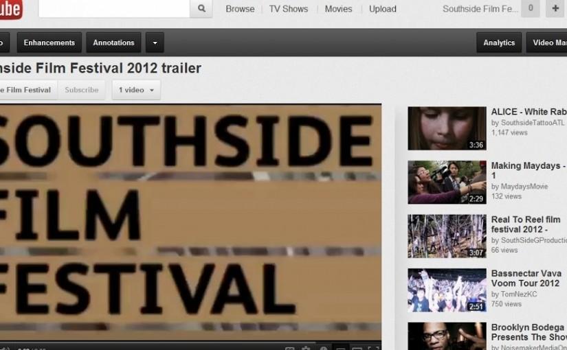 Southside Film Festival Promo