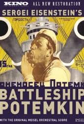 Battleship Potemkin with live Wurlitzer Cinema Organ