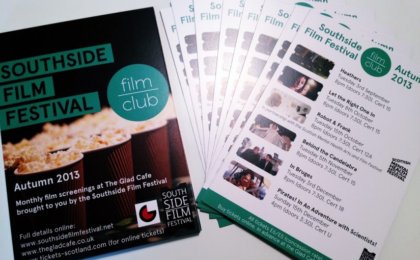 Film Club flyers