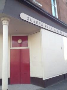Exterior Queens Park Camera Club 2013
