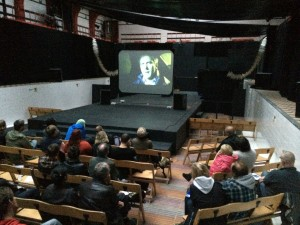 audience watching Timelock May 2014