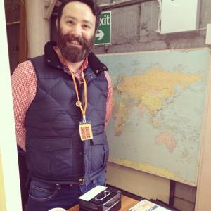 john volunteer coordinator