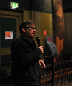stephen mccole Q&A crying with laughter 14 may 11
