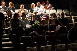 audience Tramway opening film May 2014