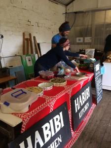 habibi kitchen falafels New Victoria Gardens May 2014