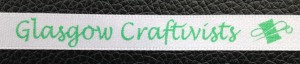 glasgow craftivists ribbon