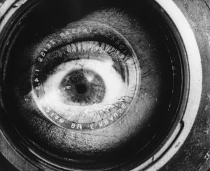 man with movie camera 2