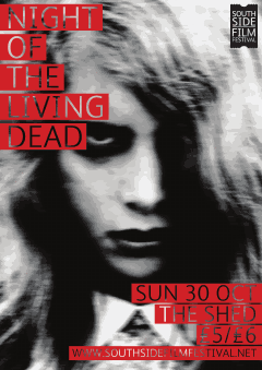 Meal & Movie deal for Night of the Living Dead