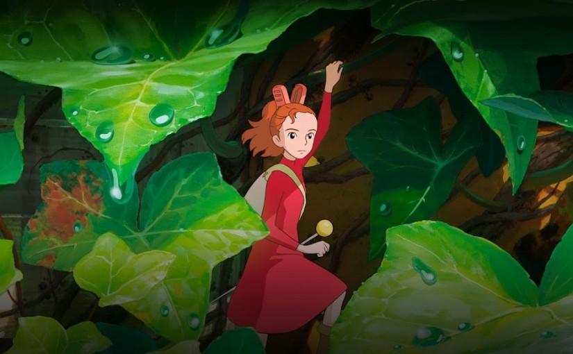 April Film Club Kids Screening: Arrietty (U)