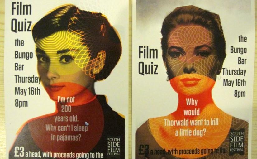 Film Quiz @ The Bungo