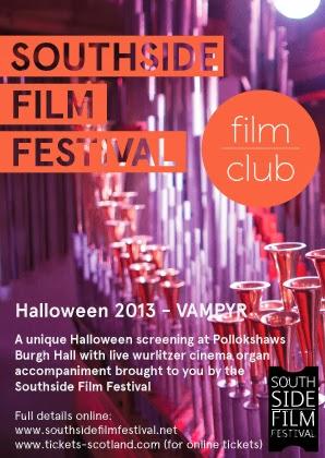 The mighty Wurlitzer cinema organ returns! With Vampyr…
